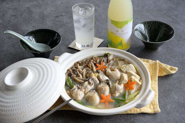 【KUBOTAYA】おうちで簡単!本格お鍋レシピ|牡蠣鍋