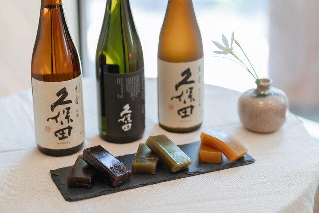 【KUBOTAYA】日本酒×和菓子ペアリング実験!羊羹に合う久保田は〇〇