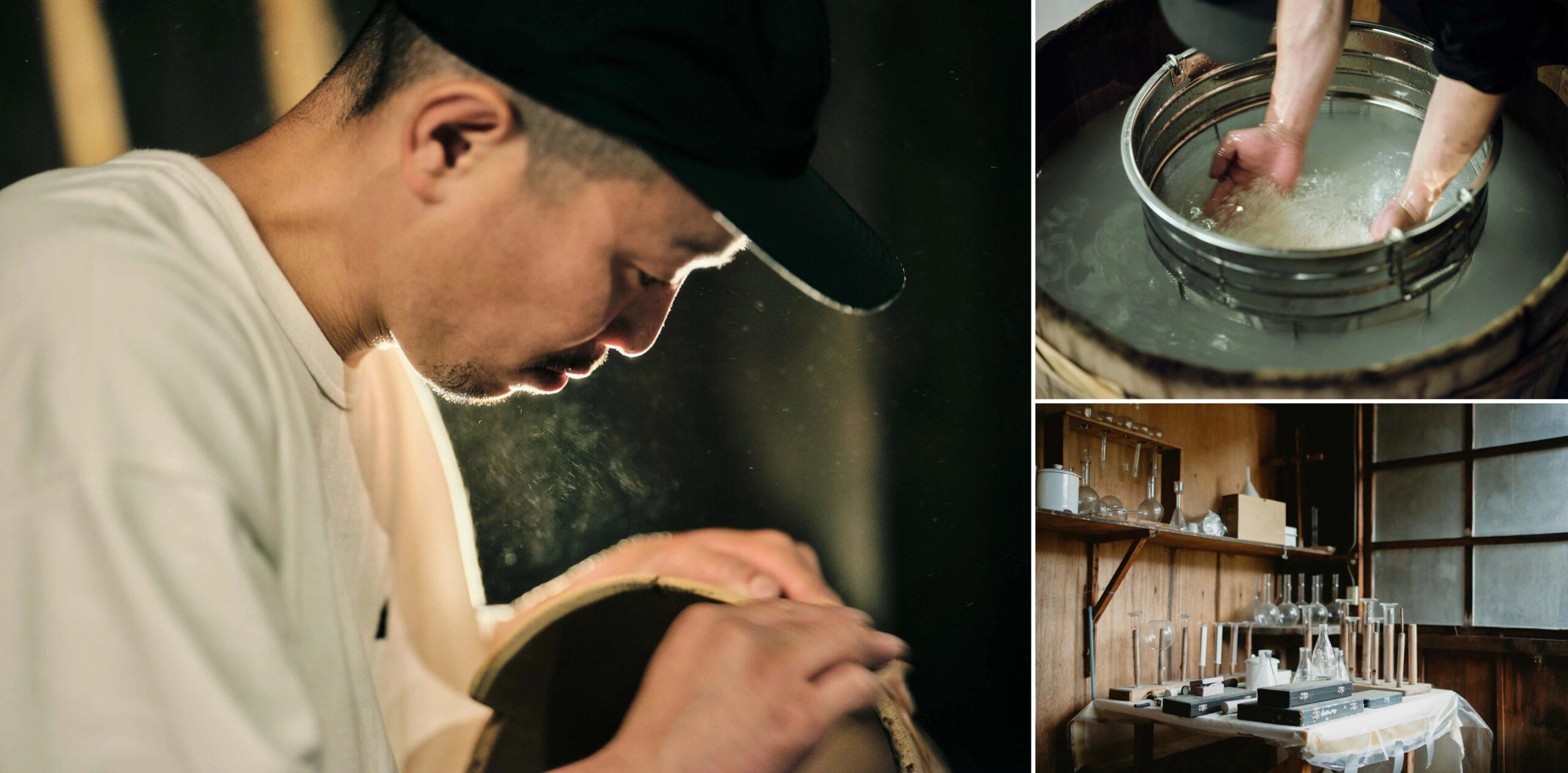 『山の水 空に一番近い酒』新日本酒ブランド「narai(ナライ)」の醸造をスギノモリ・ブルワリーが開始